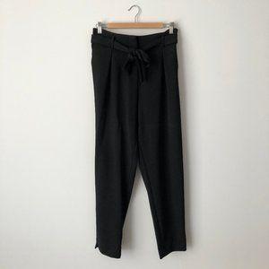 Suzy Shier Black High Waist Formal Pants